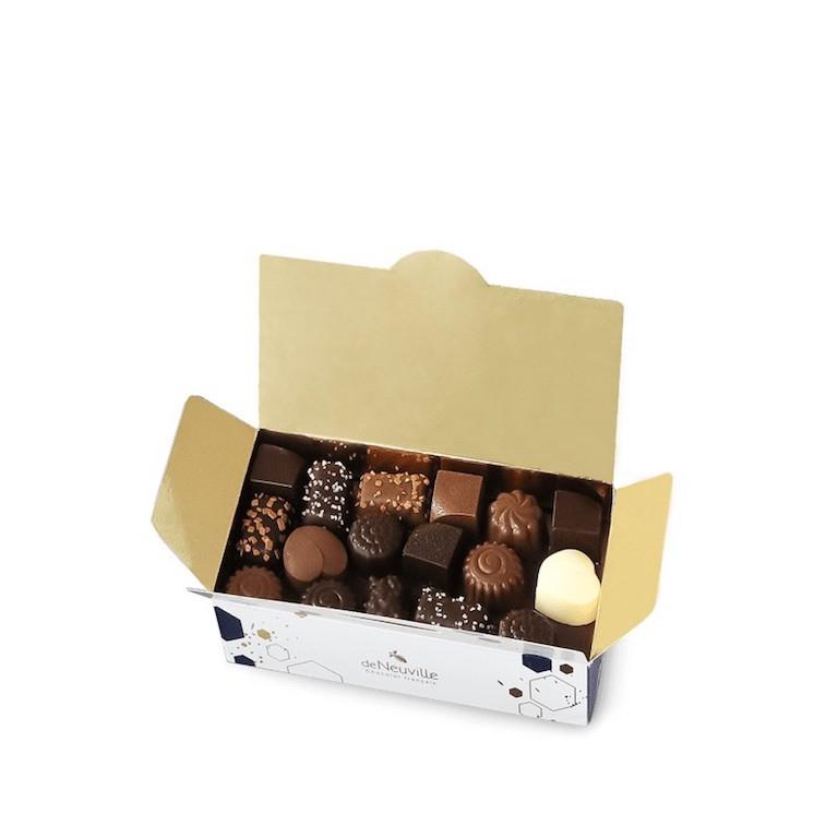 Ballotin 35 chocolats assortis