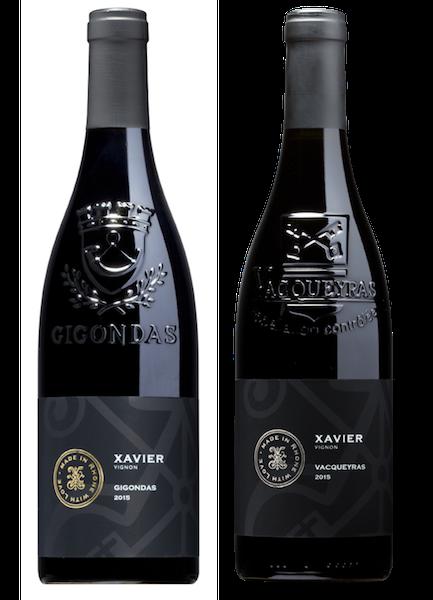 Coffret 2 bouteilles rouges<br><b>Vins de Xavier Vignon</b>
