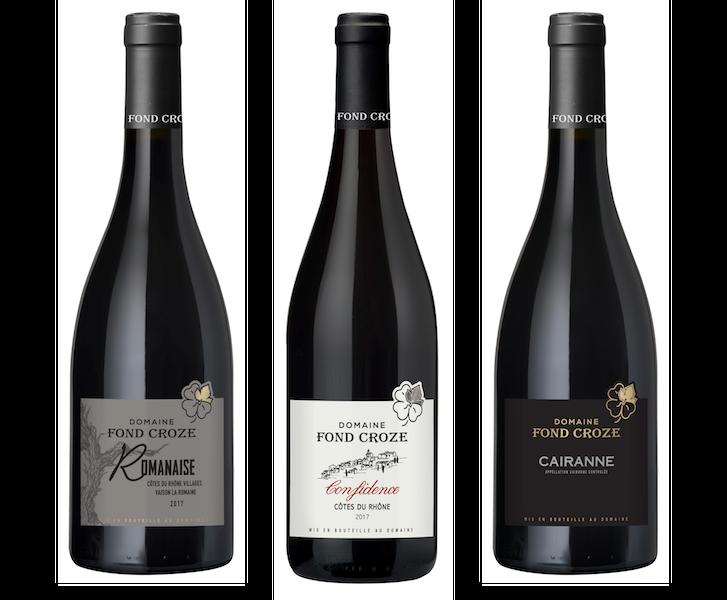 Coffret 3 bouteilles rouges<br><b> Vins biologiques médaillés d'or</b>