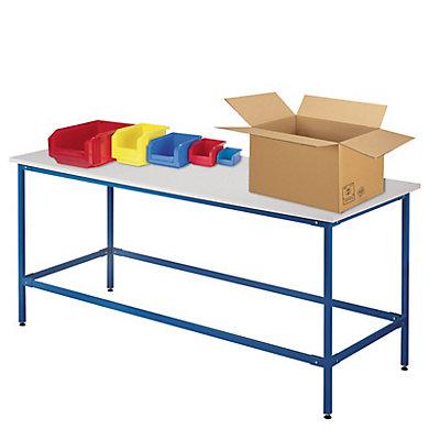 Table de travail 2500 x 800 x 850mm - 6