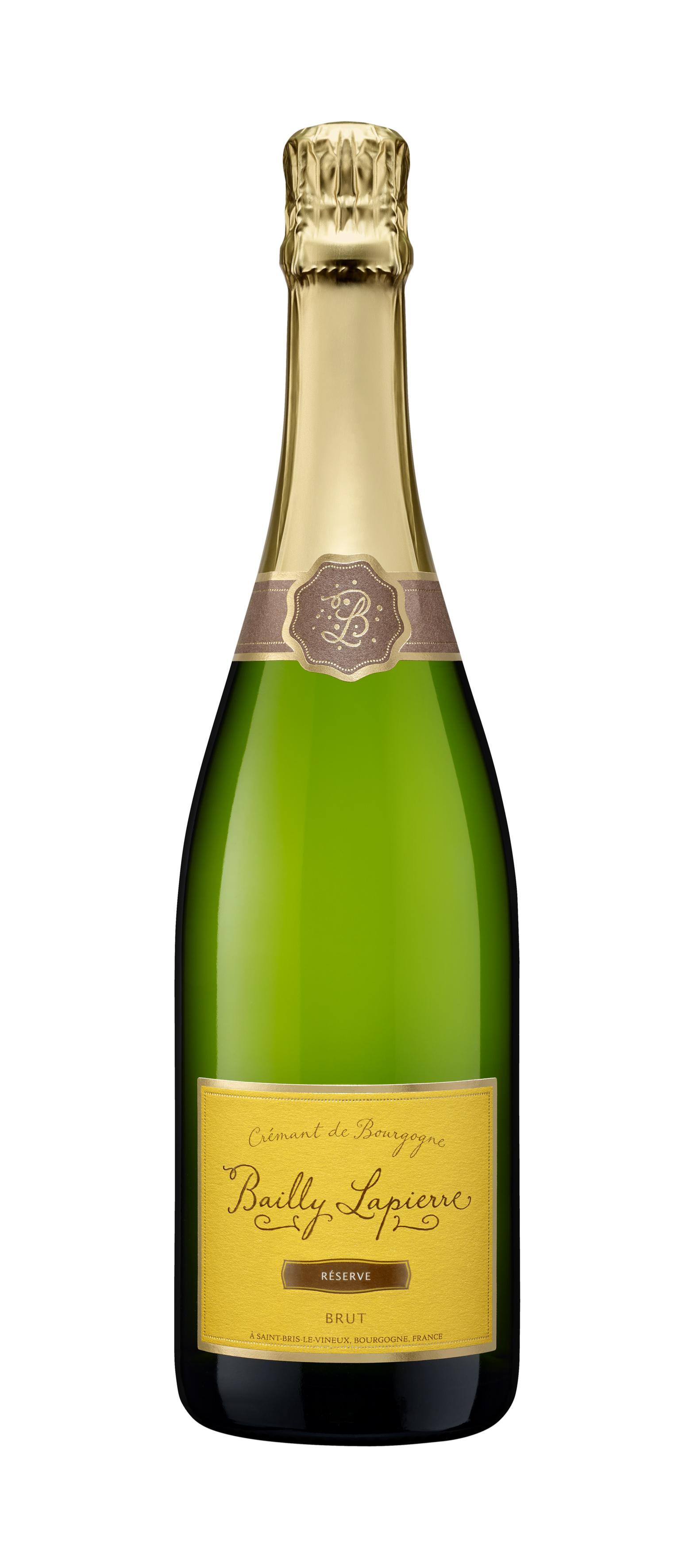 Crémant de Bourgogne <b>Réserve Brut</b>