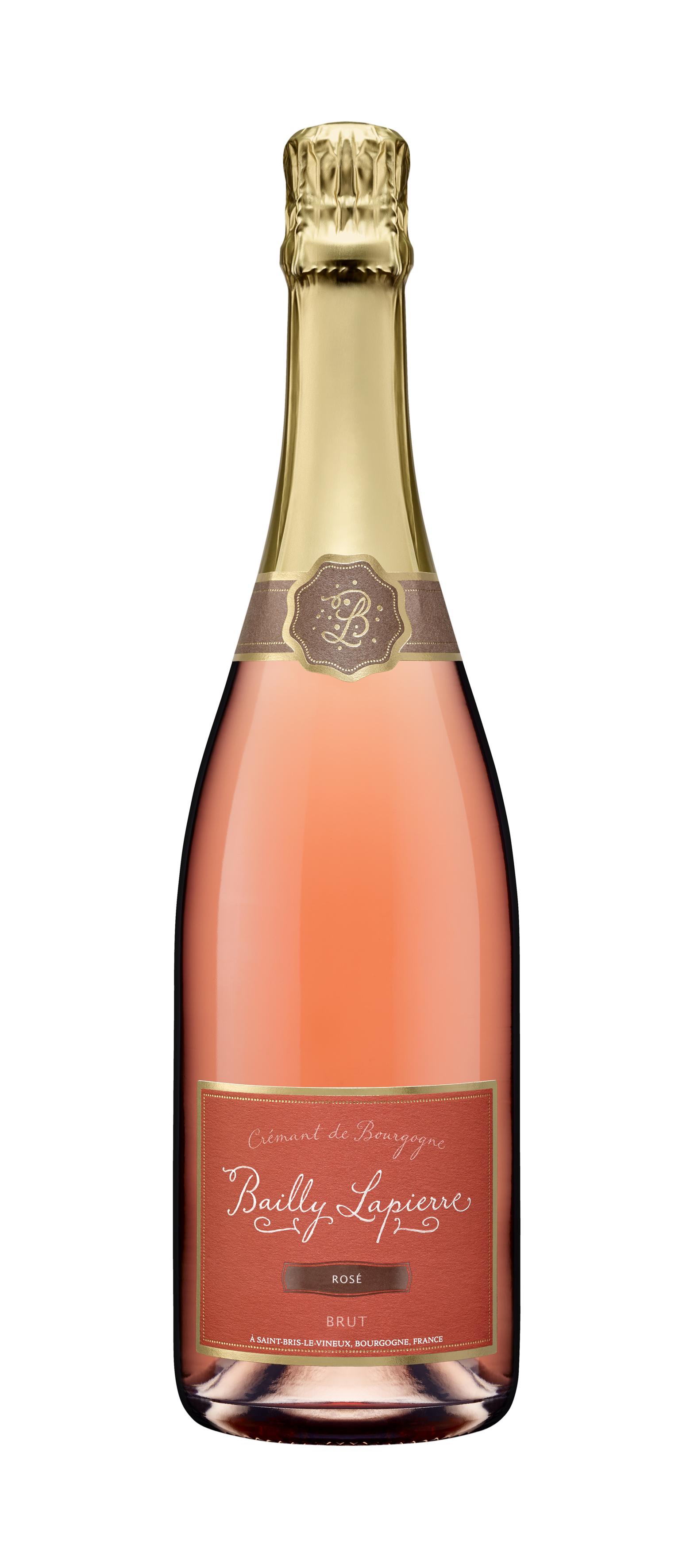 Crémant de Bourgogne <b>Rosé Brut</b>