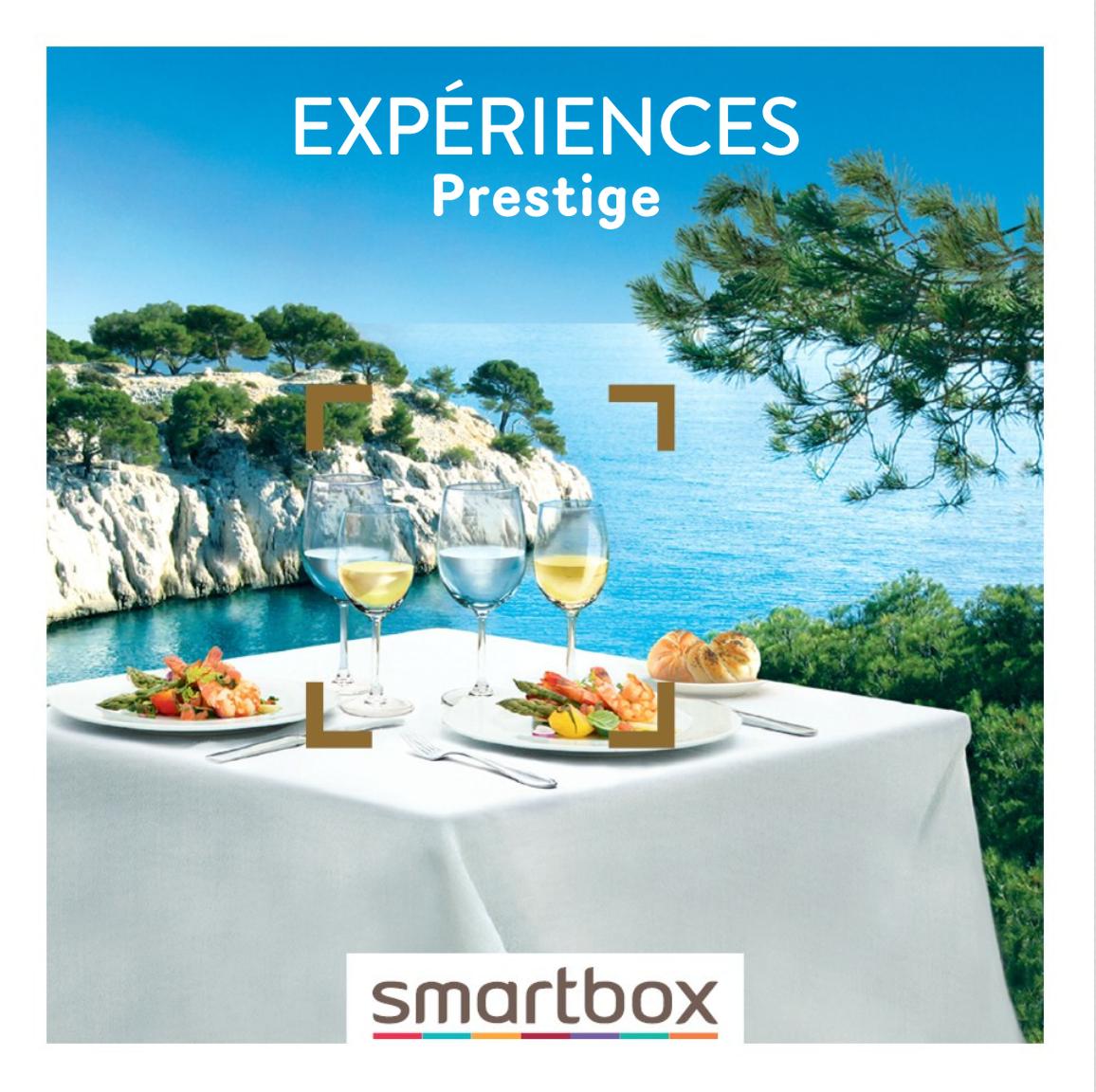 Expériences Prestige