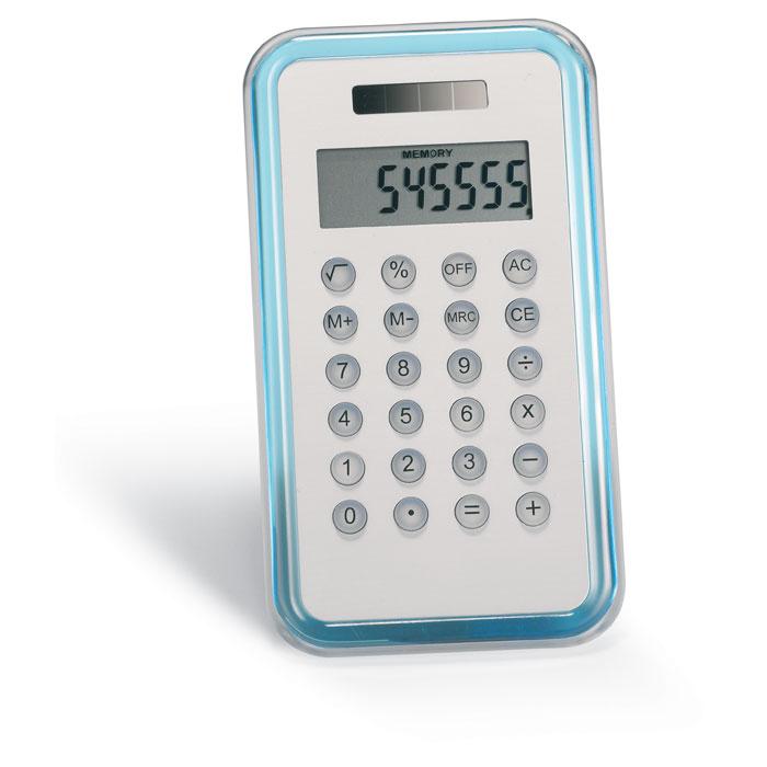 Calculatrice Dual. 8 chiffres