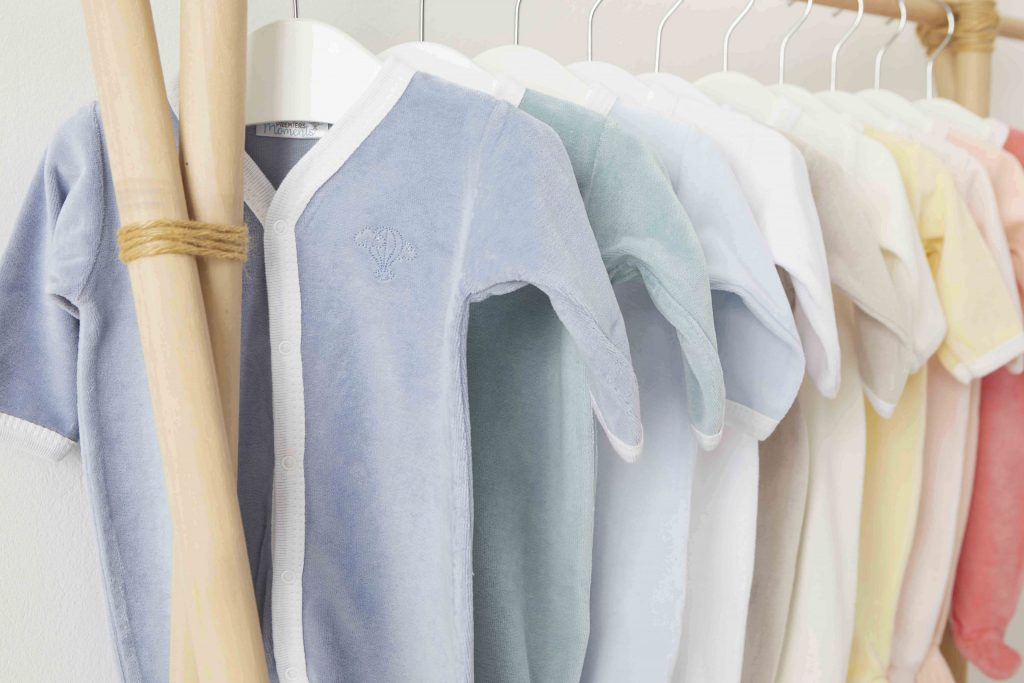 Les pyjamas en velours