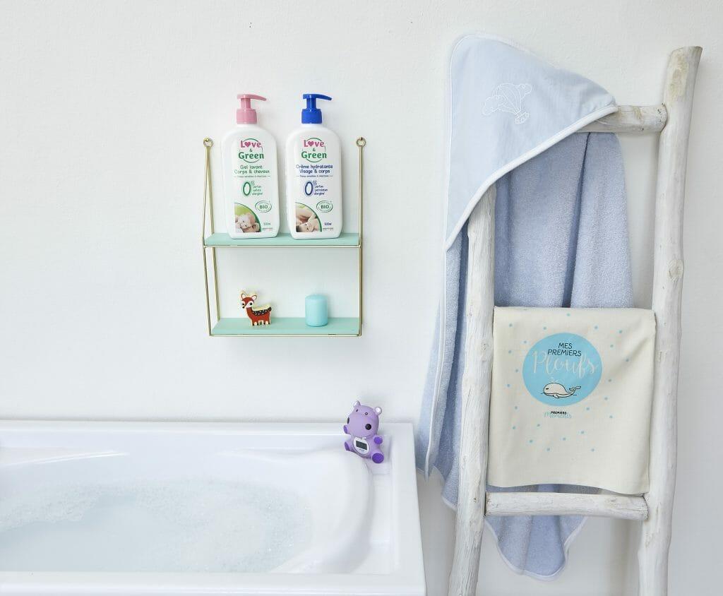 Cape de bain