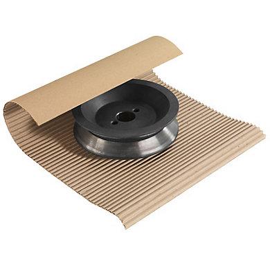 Carton ondulé simple face 420 g/m² - épaisseur 4 mm