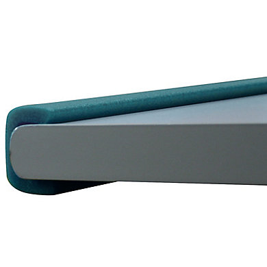 PROFILE MOUSSE PE EN U RECYCLE<br>U INT 3/16MM LG 2M