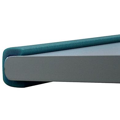 PROFILE MOUSSE PE EN L RECYCLE<br>DIM AILES 50X50MM LG 2M
