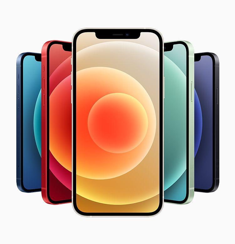 <b>Apple iPhone 12 </b><br>5G 128GO