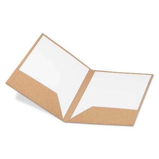 <b>Pochettes Porte documents</b> (A5) marquage quadri recto