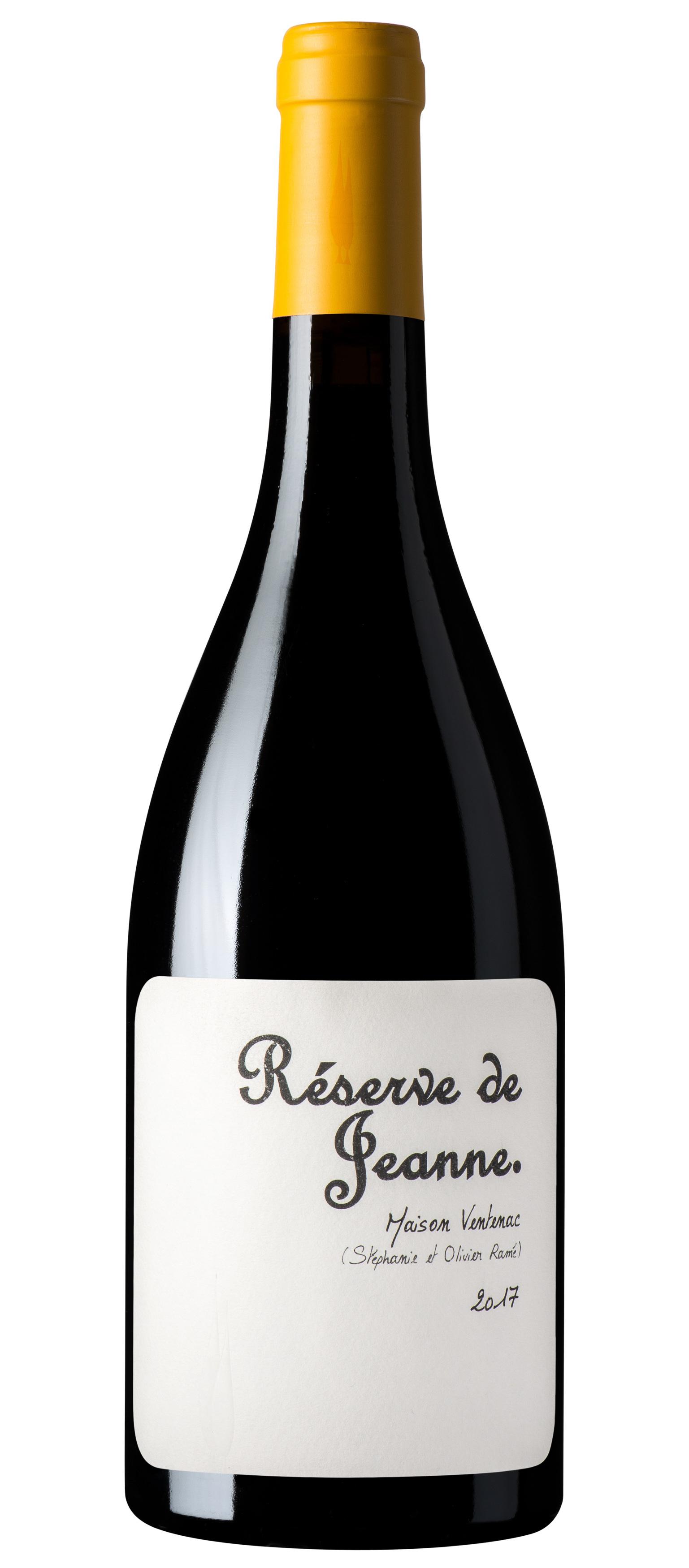 Languedoc Cabardès La Réserve de Jeanne 2017/18
