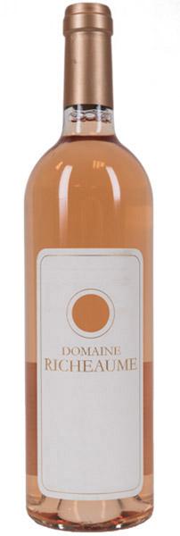 IGP Méditerranée Domaine Richeaume Rosé 2019/20