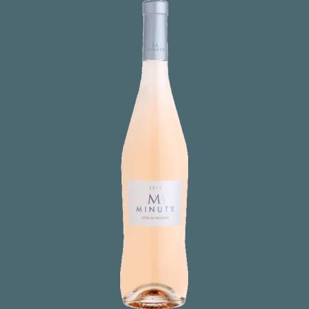 Côtes de Provence M de MINUTY 2019/20 Rosé
