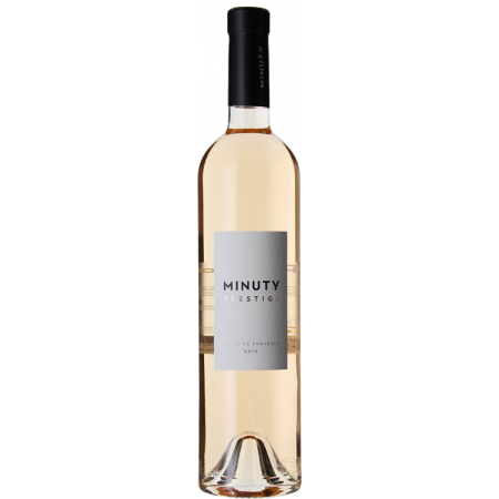 Côtes de Provence Cru Classé Château MINUTY Prestige 2019/20 Rosé