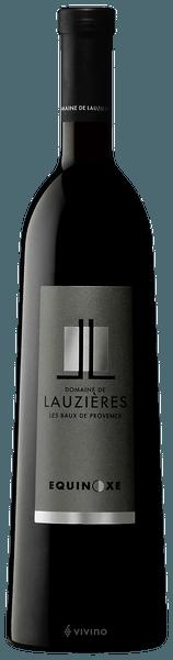 Baux de Provence rouge Domaine des Lauzières Equinoxe 2014 rouge