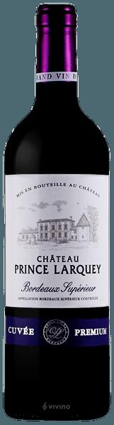 Bordeaux Supérieur Château Prince Larquey Cuvée Premium 2016