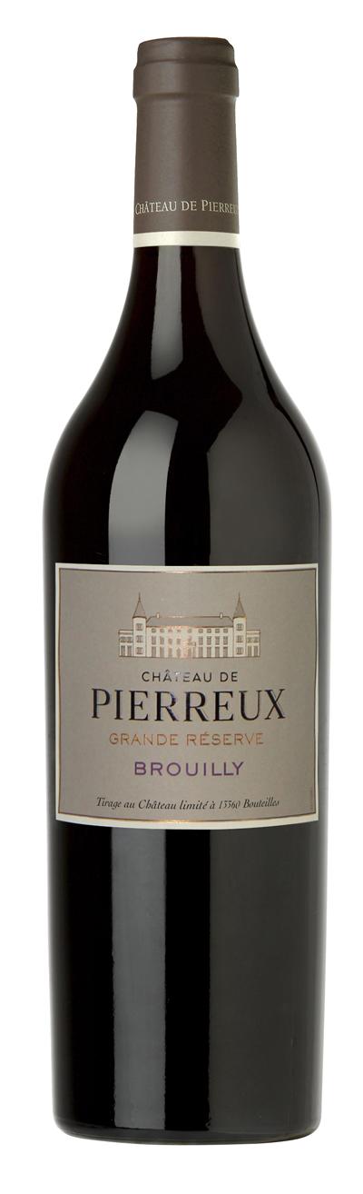 Brouilly Château de Pierreux Grande Réserve 2016