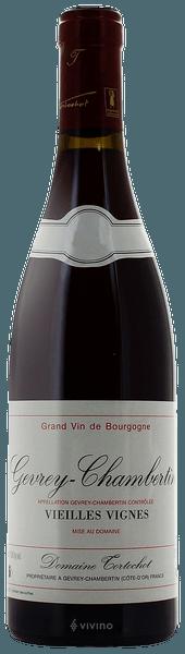 Gevrey Chambertin Vieilles Vignes Domaine Tortochot 2017/18