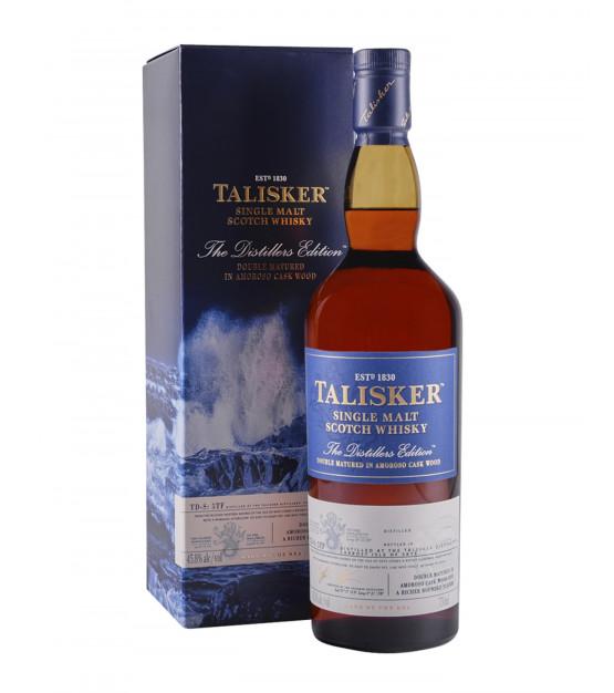 Scotch Whisky Single Malt Skye Talisker Distiller s Edition , 70 cl, en étui