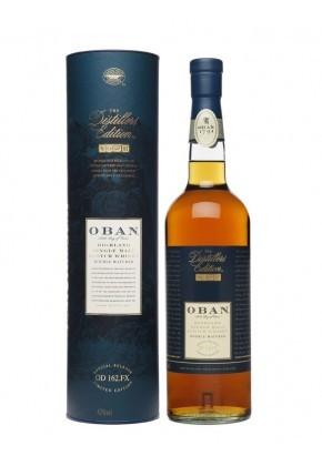 Scotch Whisky Single Malt Highland OBAN Distiller s Edition 43%, 70 cl, en étui