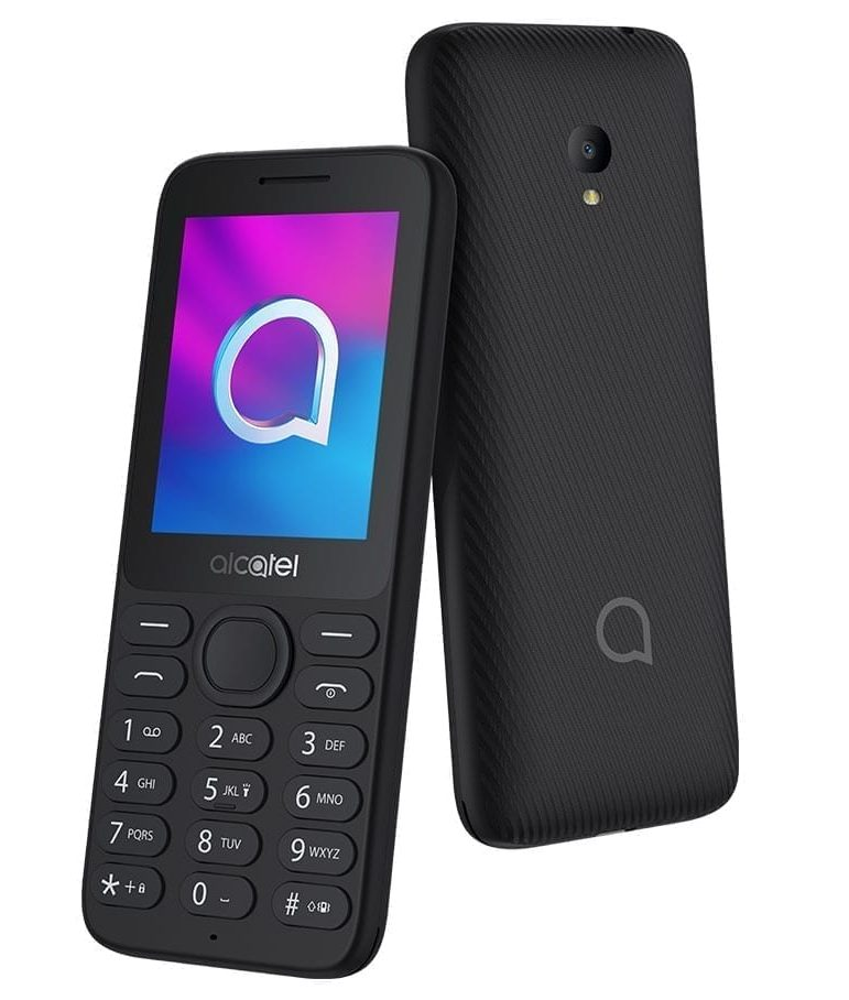 Alcatel 30.80 128 Mb Noir
