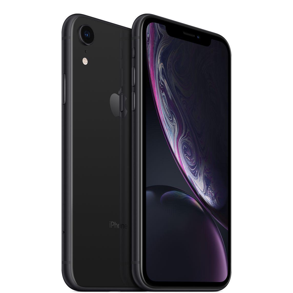 Apple Iphone Xr 64Go Black Rec