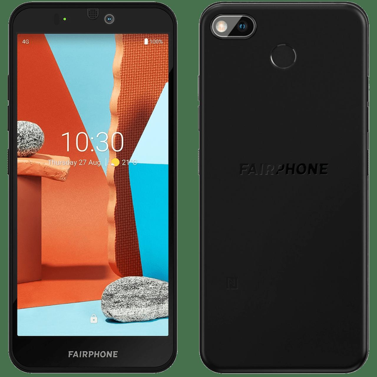 Fairphone 3 64 Go Noir