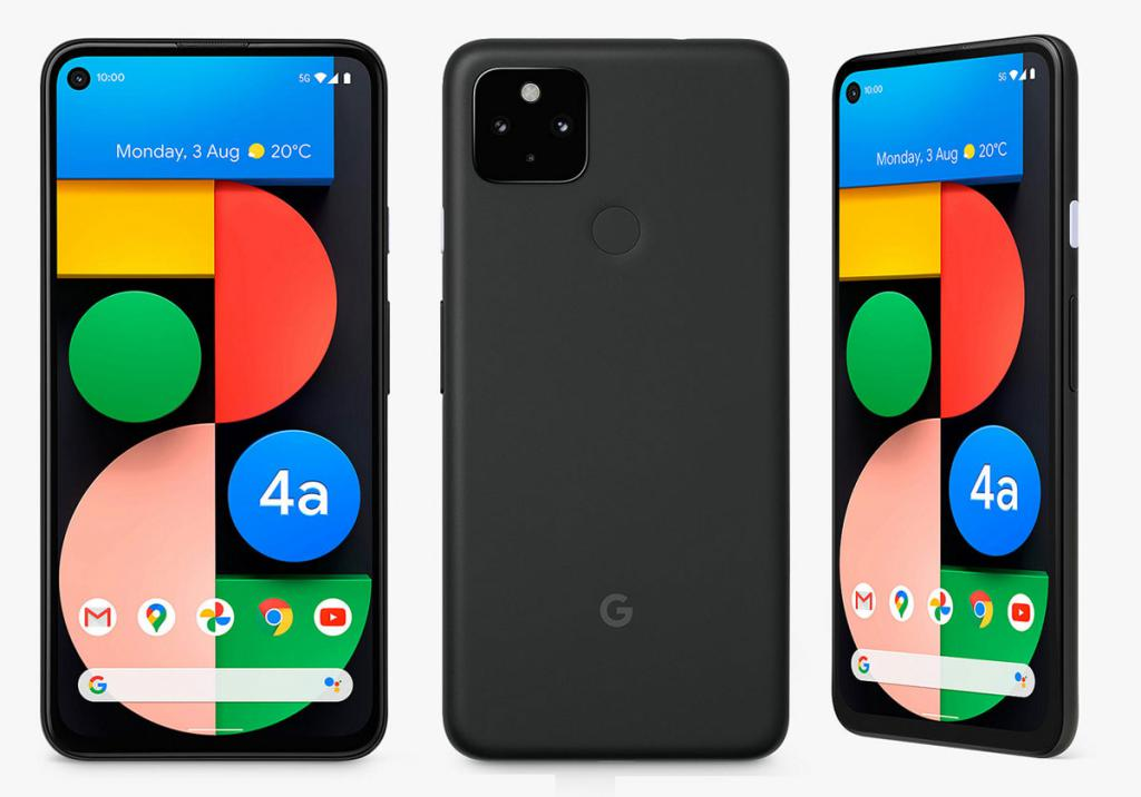 Google Pixel 4A 5G 128Go Noir
