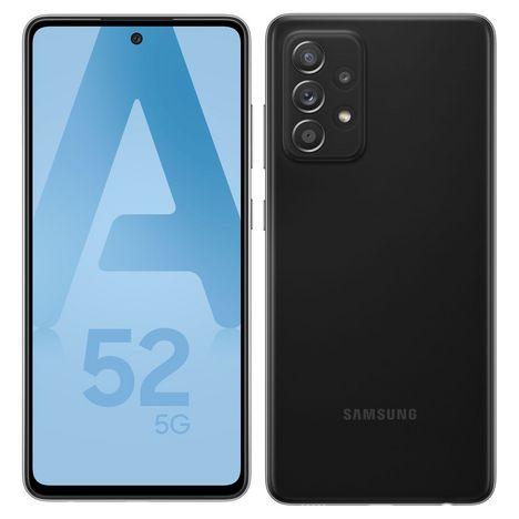 Samsung Galaxy A52 5G Ee (Ent Edition) 128Go Noir