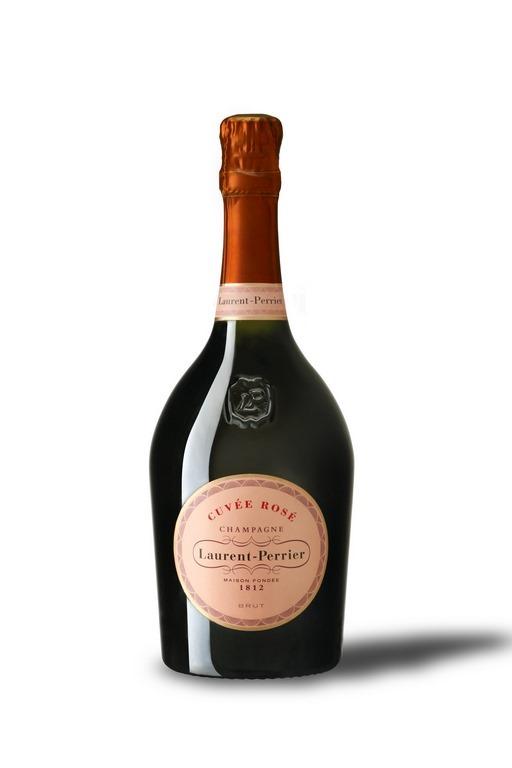 Cuvée Rosé Laurent-Perrier 75cl<br> Sans étui<br><b>Frais de port offert</b>